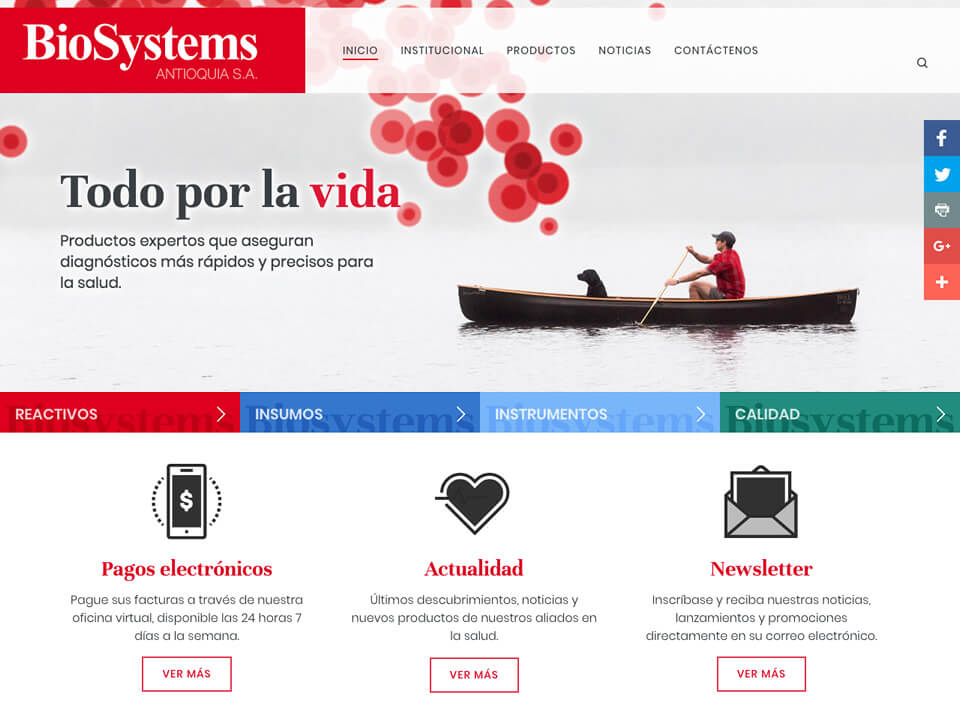 Biosystems Homepage